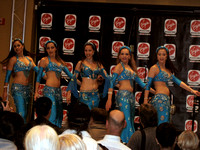 Group of bellydancers 2
