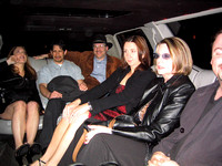 Limo to the party
