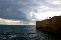 Akko coast and ruins_0556