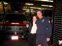 Laura and the fireman