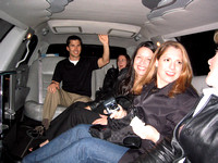 Fooling around in the Limo 4