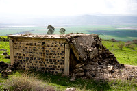 Syrian bunkers in Golon Heights_0628