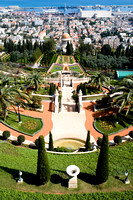 Baha'i Gardens and German Colony in Haifa_1686