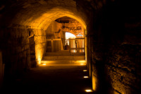 Tunnels Under the Western Wall in the Old City of Jerusalem_1037