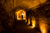 Tunnels Under the Western Wall in the Old City of Jerusalem_1036