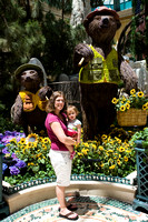 At the Bellagio Gardens_4934