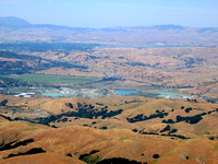 View towards Pleasanton