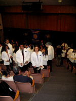 Tammy's White Coat Ceremony at UCSF School of Pharmacy