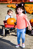 Both -- At the pumpkin farm with Geffen_6269