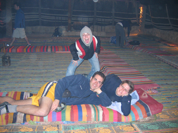 Ben_Tammy_and_freaky_Erin_in_the_Bedouin_camp