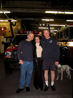 Laura and the firemen