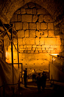 Tunnels Under the Western Wall in the Old City of Jerusalem_1041